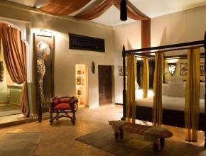 Suite africaine au coeur de l'hotel LodgeK