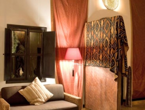 Suite lodge africain