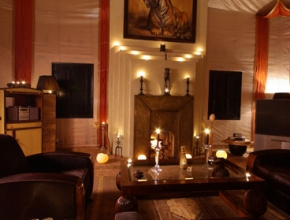 Lodge art déco pour des vacances de luxe