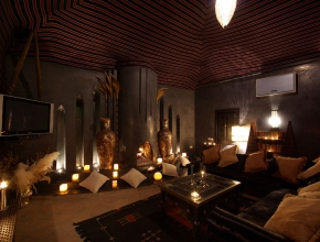 Salon Lodge egyptien