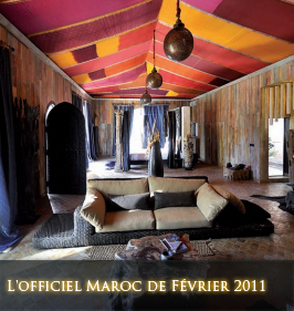 Evenement Marrakech LodgeK