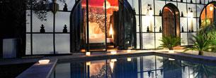Magnifiques lodges et suites de la boutique hotel  LodgeK