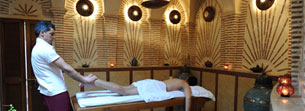 Traditional hammam into luxury hotels in Marrakech