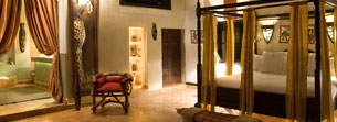 Enjoy your stay at lodge Africain, into luxury hotel in Marrakech