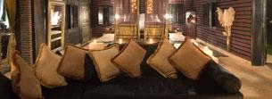 Luxury Egyptian Lodge in palmeraie hotel Marrakech