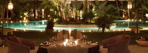 Restaurant LodgeK hotel à Marrakech