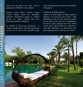 hotel boutique design Marrakech