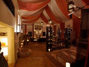 Art déco: Lodge immense et prestigieux