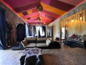 Magnifique lodge à séjourner dans la palmeraie de Marrakech