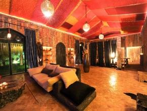 Lodge prestigieux pour un séjour romantique
