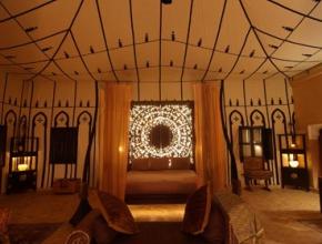 Lodge maître groupe le luxe et le confort