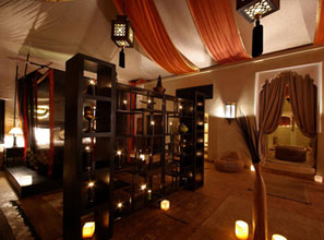 Luxury boutique hotel Marrakech