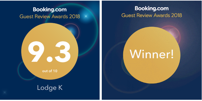 awards booking
