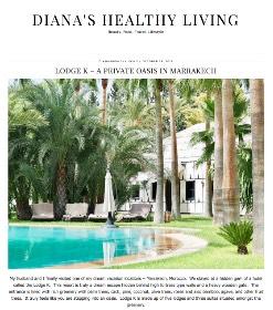 luxury hotel marrakech lodgek